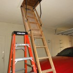 Gary Smith - Home Inspector - Stairway