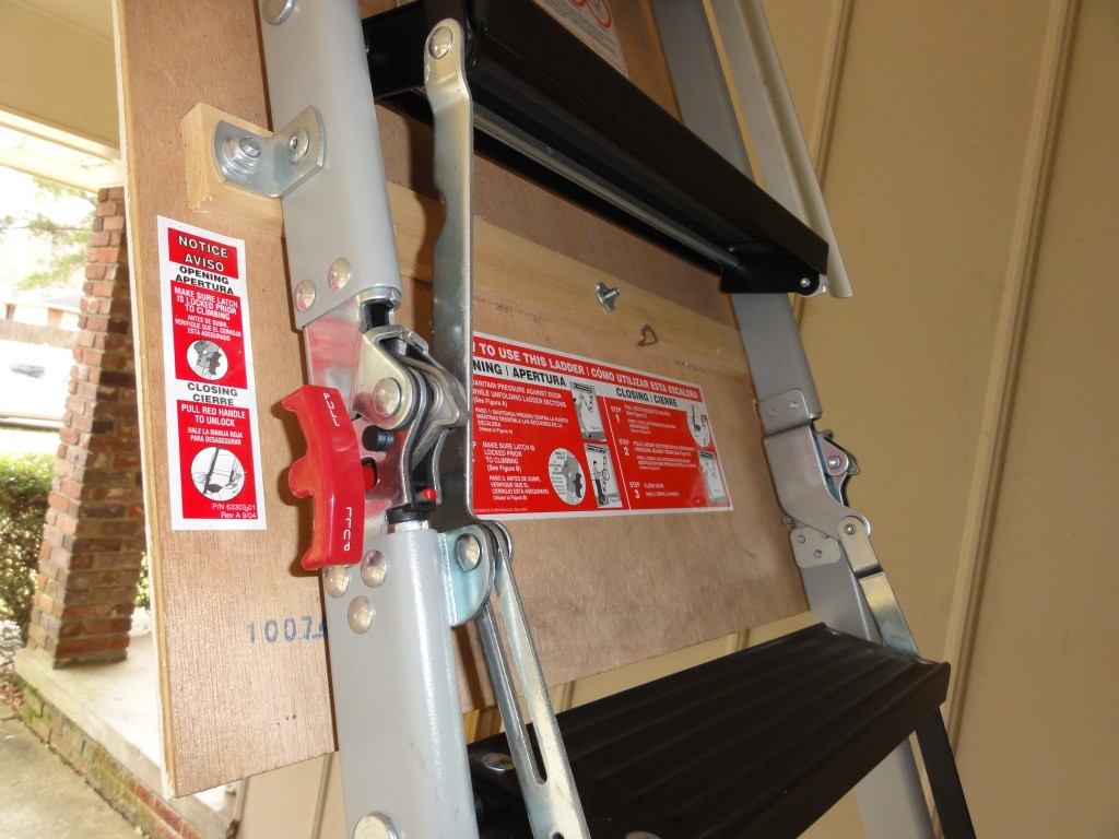 How Secure Is Your Folding Stairway Pulldown