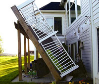 5 Warning Signs Of An Unsafe Deck Gary N Smith