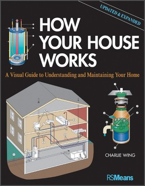 Image of the the book How House Works - by RSMeans is posted in the Real Estate Reality Blog - Gary Smith - Home Inspector