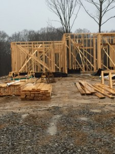 Wet Framing Lumber