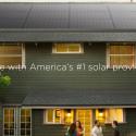 Solar Panel on House