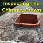 chimney crown without spark arrestor